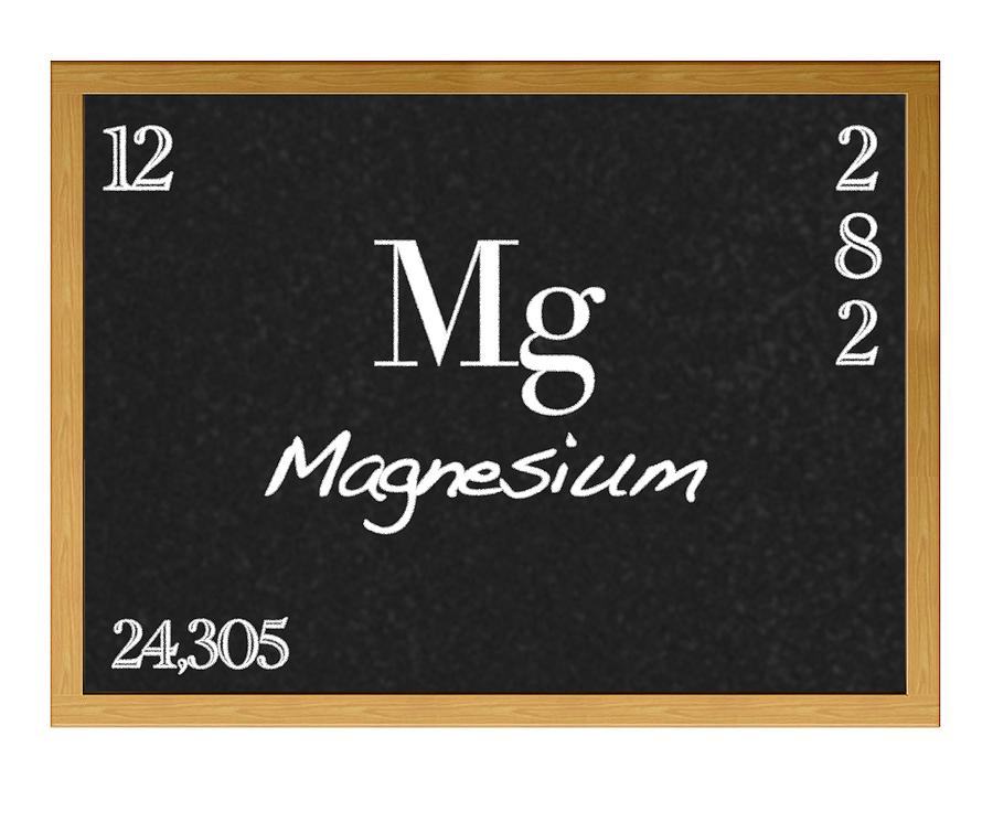 bigstock-Magnesium--34844546